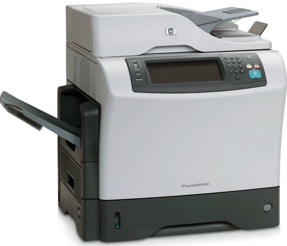 Многофункциональное устройство HP LaserJet M4345 MFP